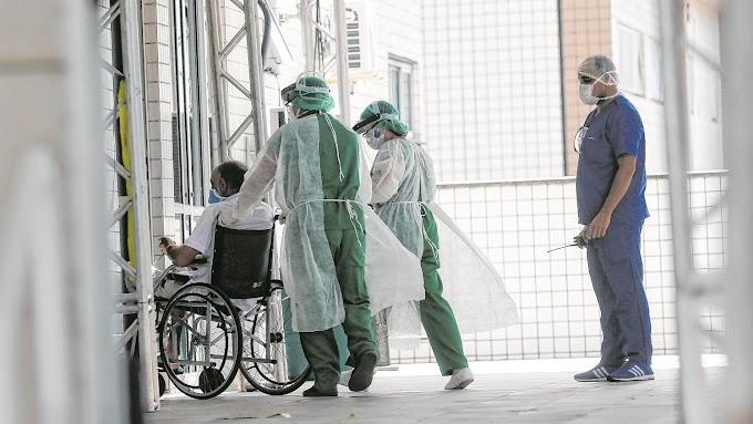 Ceará supera 5 mil mortos por coronavírus três meses após os primeiros casos registrados