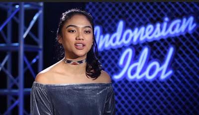 Marion Jola Yang Tereliminasi Keluar Indonesian Idol Tadi Malam 12 maret 2018