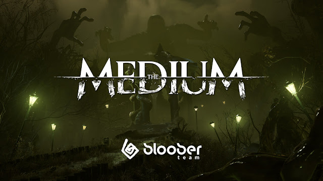the medium dual reality gameplay overview trailer the maw xbox series s/x exclusive psychological horror game marianne bloober team
