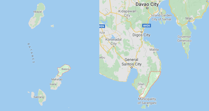 Earthquakes hit Batanes and Davao Occidental on Saturday, April 11