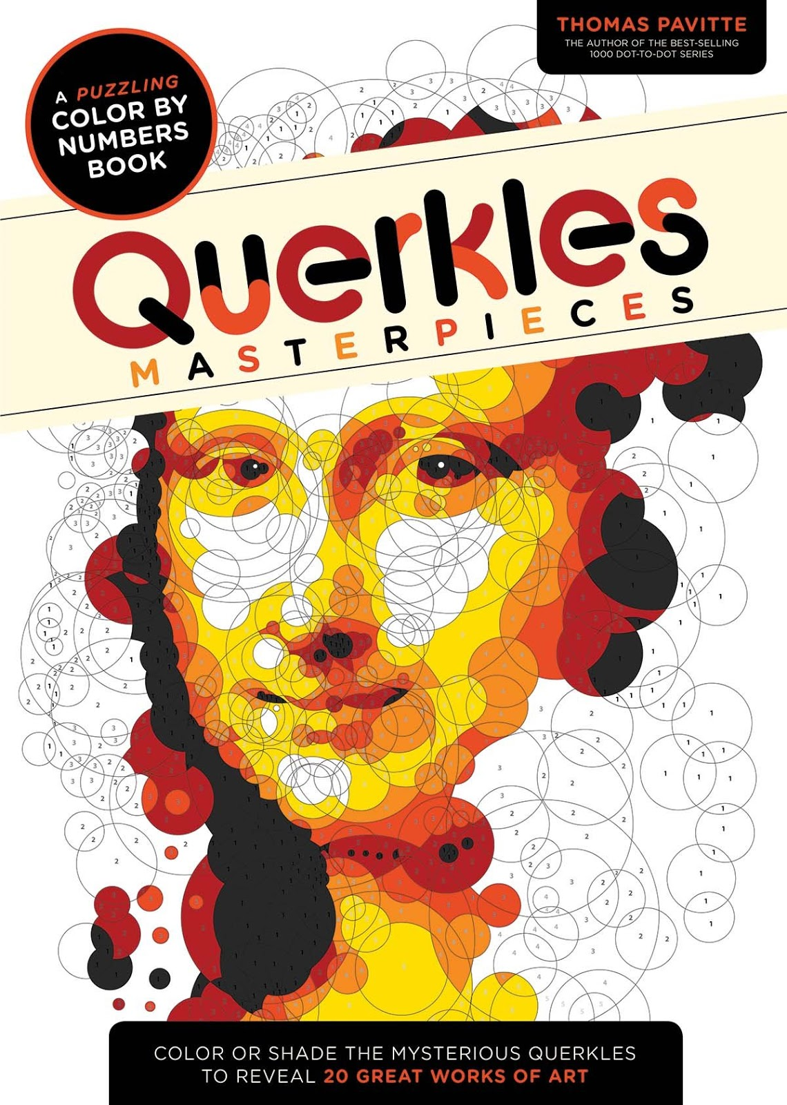 Win A Querkles Colour By Numbers Book My Three And Me