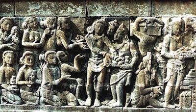 Relief Candi Borobudur