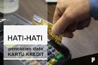 Pencurian Kartu Kredit