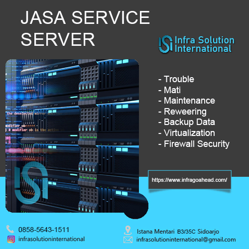 Service Server Kupang Enterprise