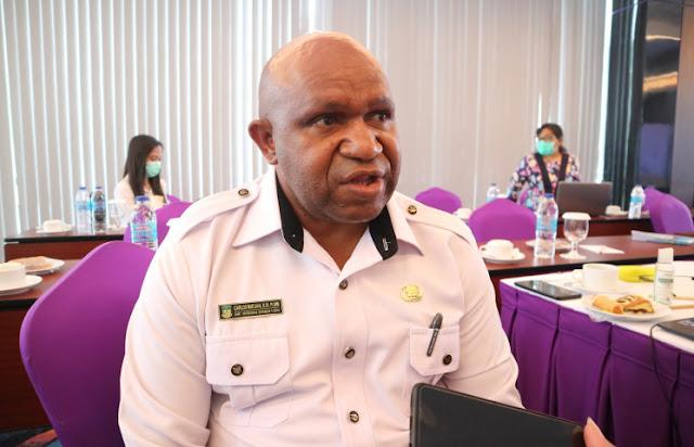 Carlos Matuan Ungkap Dinas Kelautan dan Perikanan Papua Fokus Anggaran 2021 Dukung PON