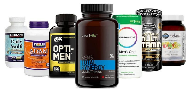 Top best multivitamin for men For Treating Health Problems