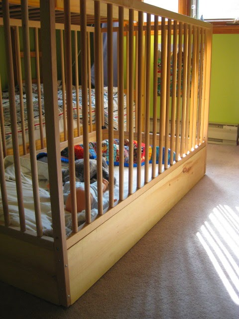 Is Your Toddler Climbing Out Of The Crib Get Quiet Nights
