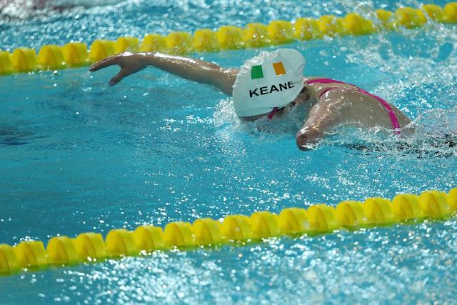 Rio2016 Paralympics Swimming Ireland Ellen Keane