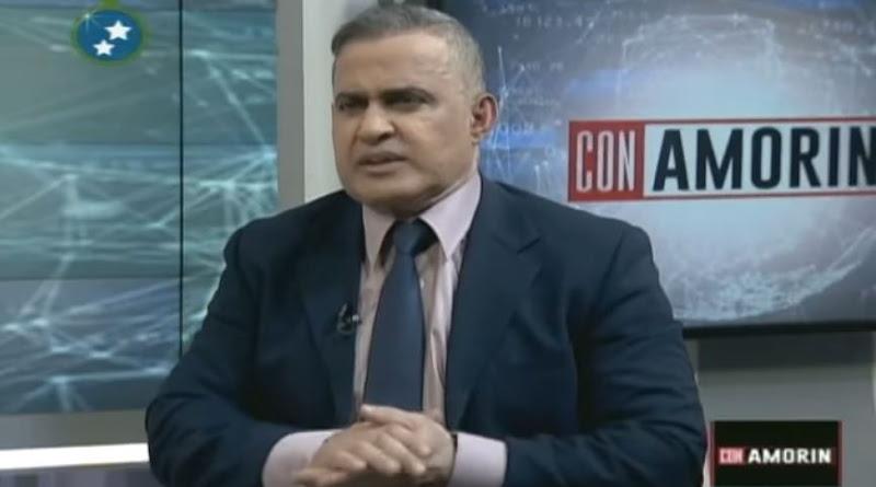 Tarek William Saab quiere que Estados Unidos envíe el dinero robado por Alejandro Andrade