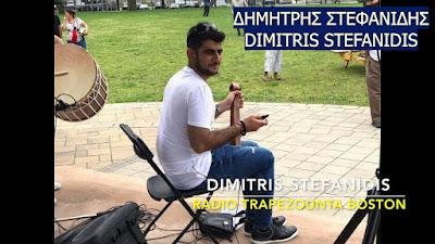 ΔΗΜΗΤΡΗΣ ΣΤΕΦΑΝΙΔΗΣ - DIMITRIS STEFANIDIS