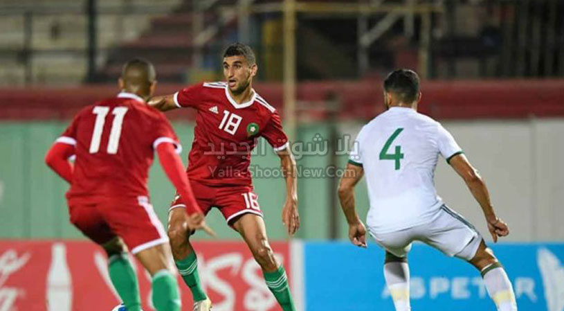 المغرب vs الجزائر