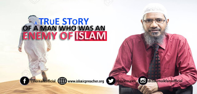 A True Story of a Man Who Was an Enemy of Islam