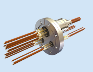 Type J Thermocouple Feedthrough