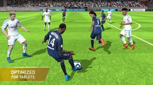 screen shot 1 - fifa 2017 android game