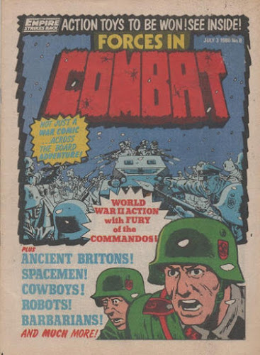 Forces in Combat #8