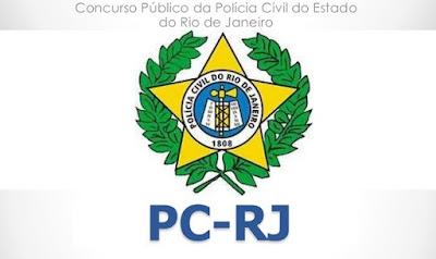Concurso Polícia Civil-RJ para delegado é autorizado! Edital em breve!