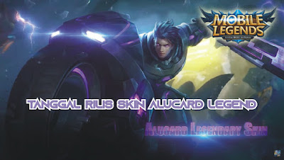 Skin Legend Alucard Obsidian Blade Mobile Legends: Bang Bang