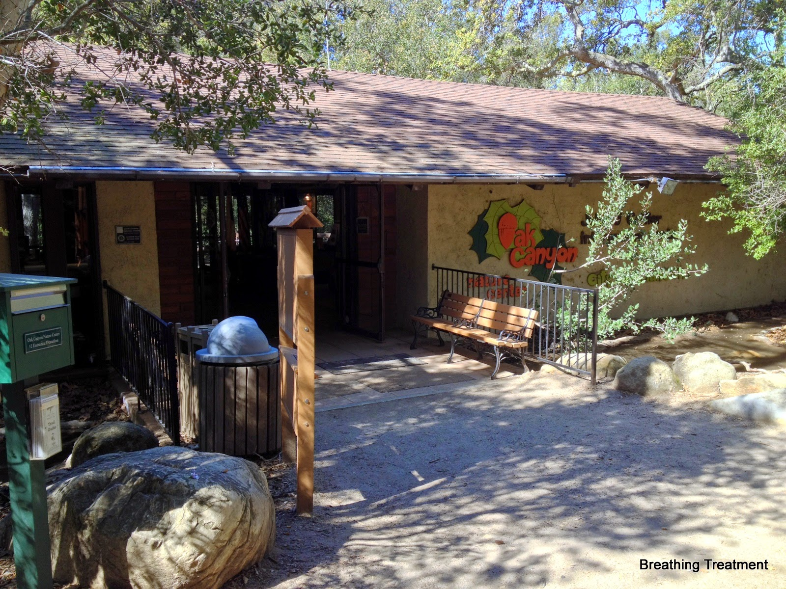 Oak Canyon Nature Center