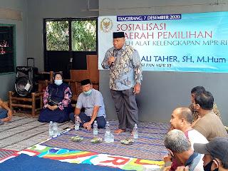 Masyarakat Karawaci Dikenalkan Empat Pilar MPR RI