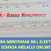 Ini Cara Menyemak Bill Elektrik melalui Online Dengan Lebih Cepat & Mudah - Tak Perlu Pergi Cawangan SESB
