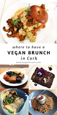 Where to have a vegan brunch in Cork Pinterest
