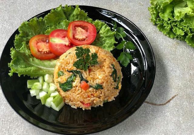 Resep nasi goreng sederhana super enak