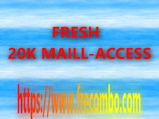 FRESH 20K MAILL-ACCESS