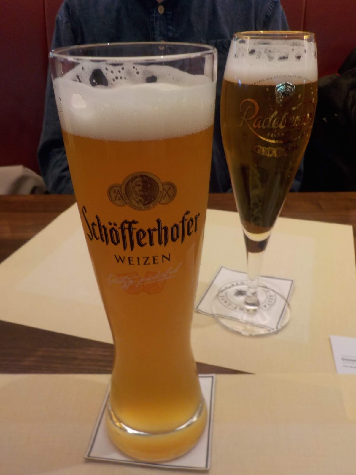 For Some Years, Schoefferhofer Weizenbier Has Been My Favourite