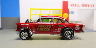 Hot Wheels  Wicked Gasser