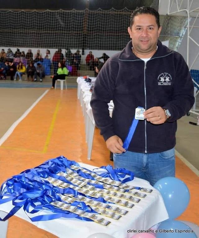 Ex-Secretário de Esporte de Colombo vai trabalhar na Paraná Esporte