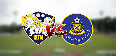 Live Streaming UITM FC vs Pahang Liga Super 5.9.2020
