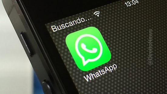 tj autoriza citacao parte exterior whatsapp