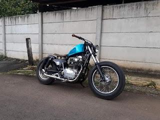 Jual Custom Yamaha xs 650 cc Ngeblar