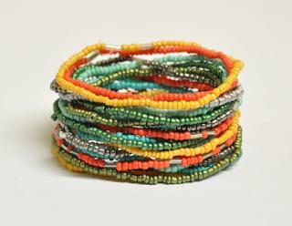 tuchela seed bead bracelets