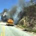 Pane elétrica causa incêndio em carro-forte mobiliza polícia no Vale do Piancó