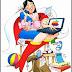 O atarefado cotidiano de uma mãe, blogueira e afins - entre um post e outro...