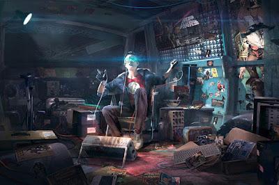 Ready Player One merupakan judul Novel karya Ernest Cline yang booming pada tahun  Ternyata Oculus VR terinspirasi Dari Novel Ready Player One
