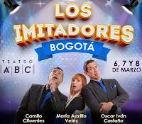 LOS IMITADORES Bogota 2020