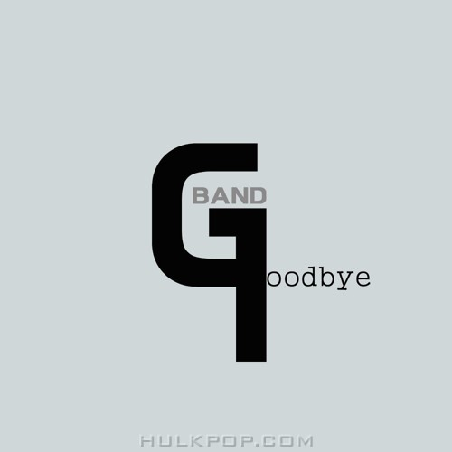 Band G – Goodbye – Single