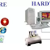 What are the differences between hardware and software?
