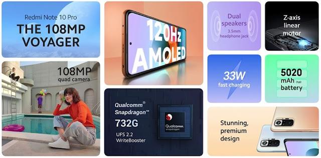 HASIL  GAMBAR Xiaomi Redmi Note 10 PRO