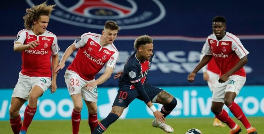موعد مباراة باريس سان جيرمان وريمس في الدوري الفرنسي