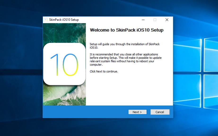iOS 11 Theme for Windows 10 - Ảnh 3