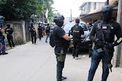 10 Terduga Teroris Ditangkap di Jakarta