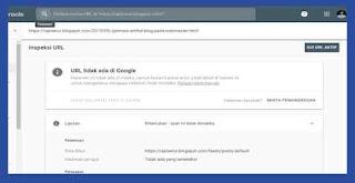 Webmaster Tool Google