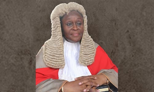 Court Strikes Out Suit Against Appointment Of Imo Acting CJ, Justice Ijeoma O. Agugua Awards 10M & N300,000 Cost