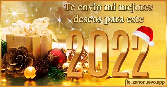 Feliz año nuevo 2022 Frases
