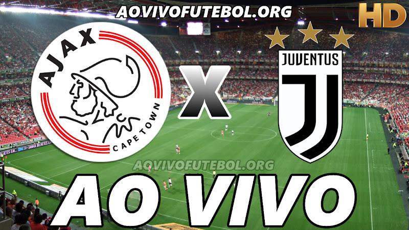 Ajax x Juventus Ao Vivo Hoje em HD