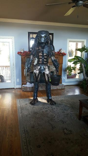 Predator Cos-Play/ Halloween