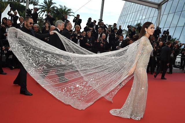 Araya Hargate Sexy Pic In Transparent Dress